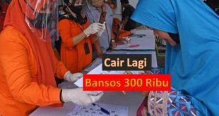 bansos bst 300 ribu