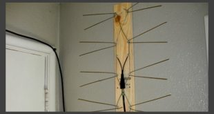 cara membuuat antena dari kawat tembaga