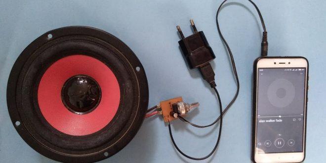 Cara Membuat Sambungan Hp ke Speaker Yang Benar