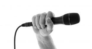 Cara Menyambungkan Mic Ke Speaker Aktif