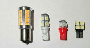 Cara menyambungka lampu led ke listrik
