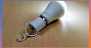 cara memperbaiki lampu emergency led yang rusak