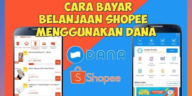 Cara Bayar Shopee Pakai Dana, Ovo, Gopay dan LinkAja (Update 2021)